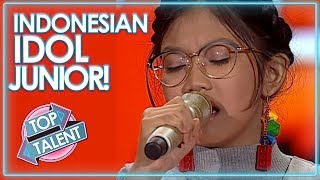 Video Best LIVE Performances On Indonesian Idol Junior! | Top Talent MP3, 3GP, MP4, WEBM, AVI, FLV Maret 2019