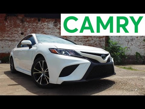 , title : '4K Review: 2018 Toyota Camry Quick Drive | Consumer Reports'
