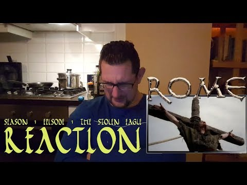 Rome 1x01 Season Premiere 'the Stolen Eagle' Reaction