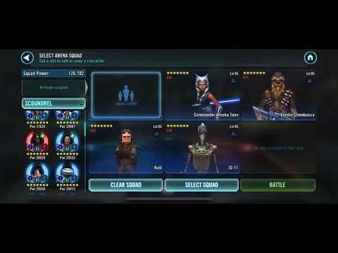 Return of STHAN!  StHan cat scoundrels vs CLS Chewpio