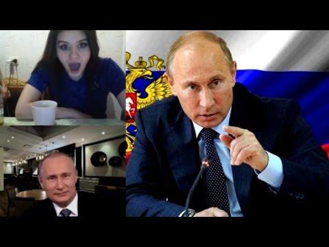 Общения с русскими девушками рулетка бесплатно без регистрации