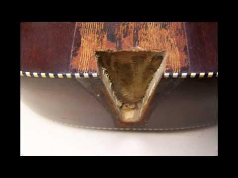 CASEY O MEDICINE SHOW - 1928 OAHU HAWIIAN GUITAR RESURRECTION