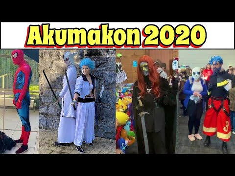 AKUMAKON 2020 | Anime & Gaming Convention in NUI Galway