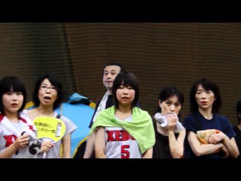 2011年7月18日ゼビオカップ会津地区予選 試合風景