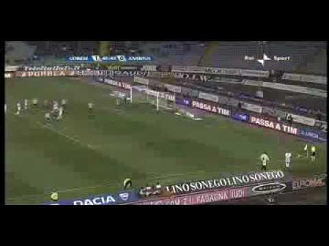Udinese 3 Juventus 0