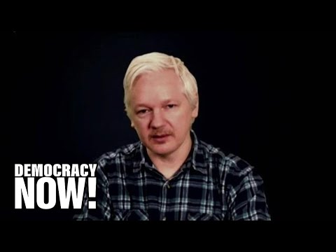 Full Interview: Julian Assange on Trump, DNC Emails, Russia, th