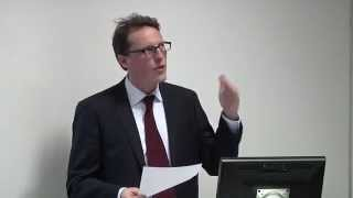 Dr Cornel Zwierlein:Knowlege Gaps: The Early Modern Foundations of Conspiracy & Democracy
