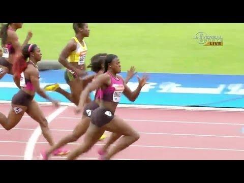 Okagbare big win 10.77 in 100m - London Diamond League 2013