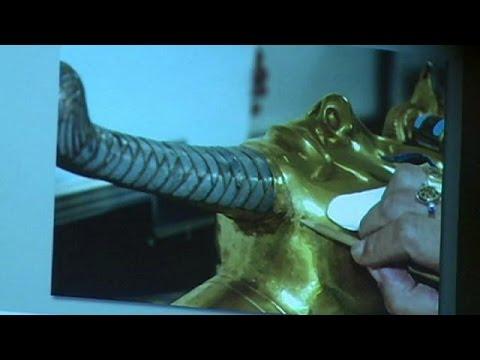 Αίγυπτος: Στο εδώλιο για το μούσι του Τουταγχαμών
