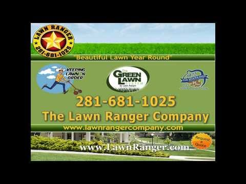 Lawn Ranger The Woodlands Landscape Company Texas