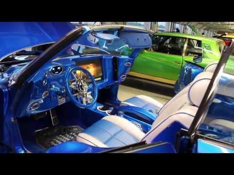 Stuntfest2K13 – 1975 Buick LeSabre on 30″ Asanti wheels