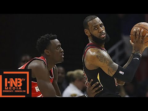 Cleveland Cavaliers vs Toronto Raptors Full Game Highlights / Game 3 / 2018 NBA Playoffs - Thời lượng: 9:33.