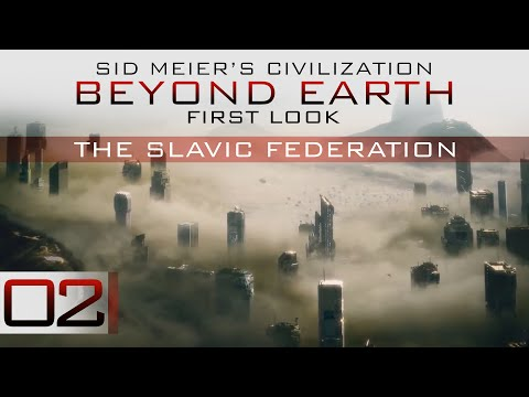 Earth - Let's Play the first 250 turns of Civilization Beyond Earth as The Slavic Federation! 2K Games YouTube: https://www.youtube.com/user/2KGames ====The Solar Gamer==== Check out my Facebook...