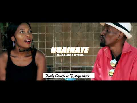 Freeman - Ngaibake (Official video) ft Alick Macheso (parody by Noxxa Clay x Ephenia)