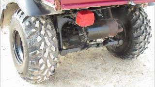 4. For Sale 2012 Kawasaki Mule 610 4WD ATV CVT Automatic 4x4 Gas bidadoo.com