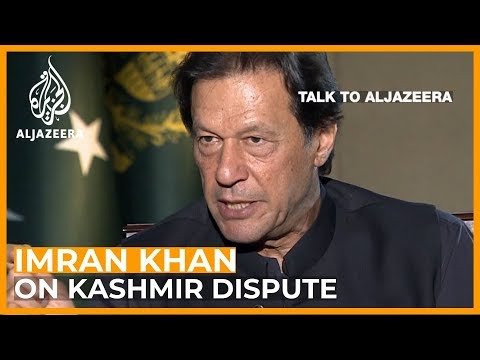 Imran Khan on 'genocide' in Kashmir and possible war with India