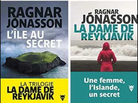 Coup de coeur : La dame de Reykjavic et l'île au secret de Ragnar Jonasson