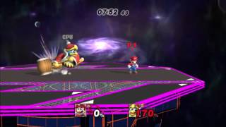 [Project M] Mario's Cape in a Nutshell (Mod)