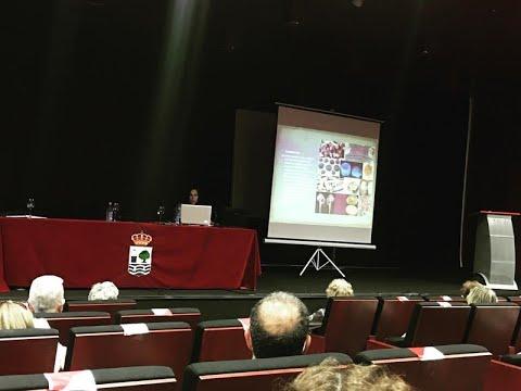 """Conferencia: """"La vida en los Puertos"""" a cargo de la Dra. en Arqueología por la UHU, Clara Toscano"""