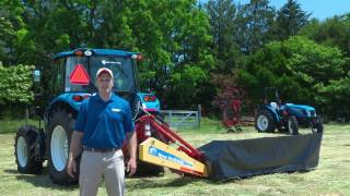 9. Disc Mowers – Key Points of New Holland's H6000 Series