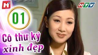 Cô thư ký xinh đẹp tập 01 2000