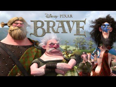 Brave | Dirty Hairy People | Disney Pixar