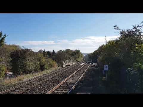 9466 Pannier Loco Steams Through Saunderton 20th October 2018