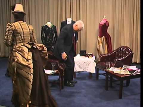 Heather Dawson, Historical Clothing Designer