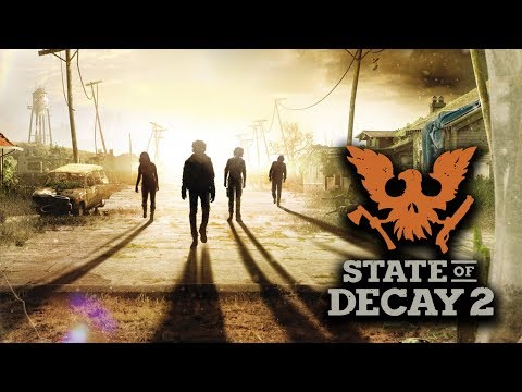 I'M LOVING THIS SO FAR!!! | State of Decay 2 Part 1 (видео)