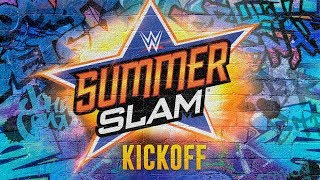 Nonton Wwe Summerslam Kickoff  Aug  20  2017 Film Subtitle Indonesia Streaming Movie Download