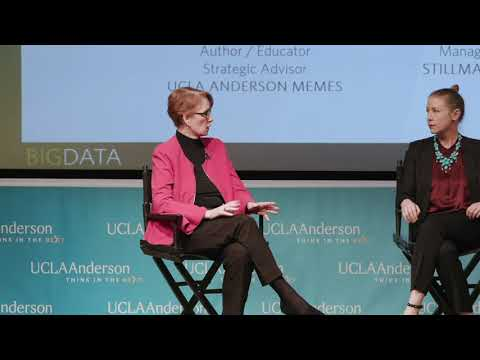 New Ventures In Block Chain - UCLA ANDERSON Big Data Conference 2019