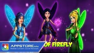 [Game] Lạc vào thế giới  thân tiền Legend Of Fireely - AppStoreVn, tin công nghệ, công nghệ mới
