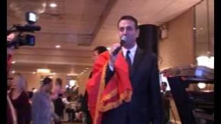 Sinan Vllasaliu E Gzim Nika Ne Nju Jork - Viti I Ri 2009