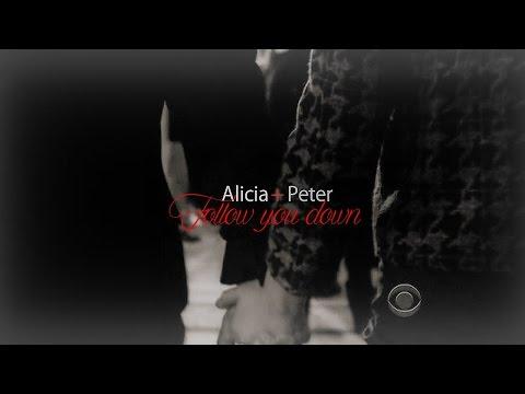 Alicia & Peter   Follow you down (c/w Cardiffgiant02)