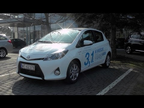 comment demarrer toyota yaris