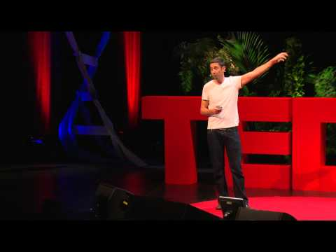 Hacking the supply chain: Pete Russell at TEDxAuckland
