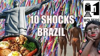 10 Things That Will SHOCK Tourists & Travelers When They Visit Brazil. Whether you are heading to the beaches of the Northeast of Brazil or Heading to see ...