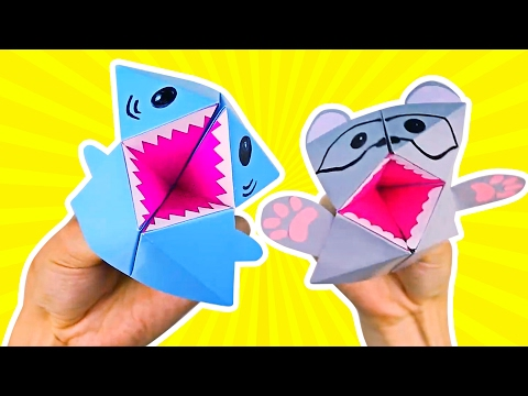 Fun Activities to Do With Your Kids - DIY Kids Crafts and Games
