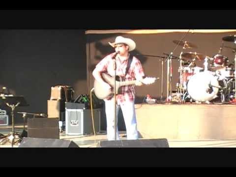 Matt Snook Live @ the Grant County Fairgrounds.
