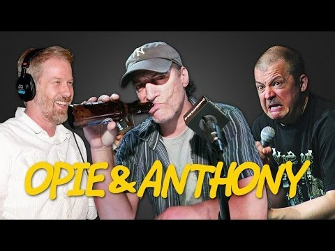 Classic Opie & Anthony: Homosexual Confessions ft. Louis C.K. (06/20/07)