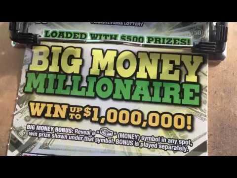 Big Money Millionaire, best odds to win $500