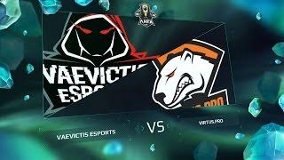 VS vs VP - Финал. Игра 3 / LCL