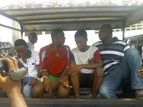 Court remands Bantama gang-rape suspects