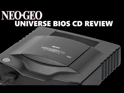 Neo Geo CD \