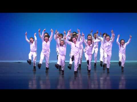 Miss Edies Dancin Feet 2017 Highlights (видео)