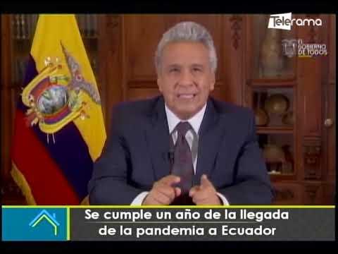 Se cumple un año de la llegada de la pandemia a Ecuador