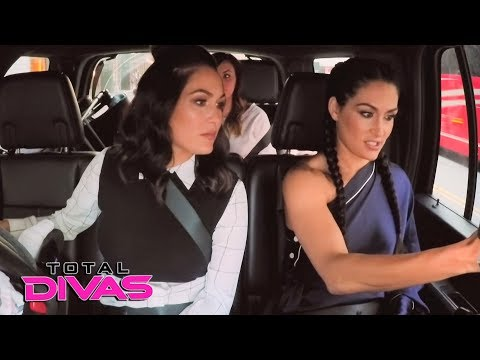 Nikki Bella is late for SummerSlam: Total Divas, Jan. 10, 2018