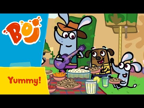 Boj - Foodie Fun! 🍽️ | Full Episodes | Cartoons for Kids