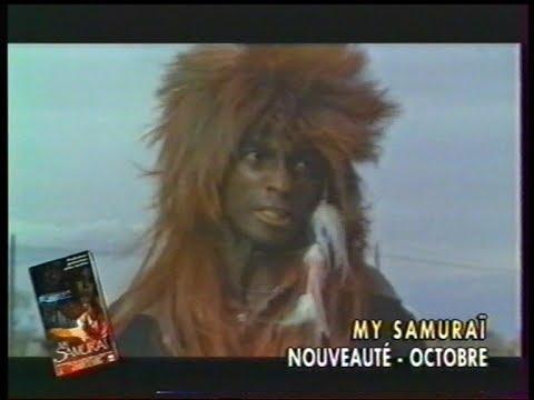 My Samuraï (1992) Bande annonce française