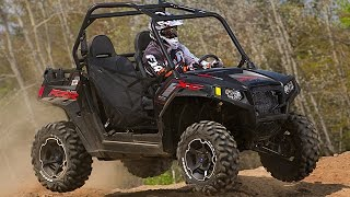8. TEST RIDE: 2014 Polaris RZR XC